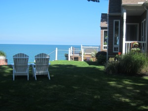 This house on Lake Erie is for sale!